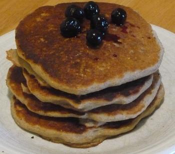 Buckwheat Pancakes thumbnail