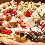Mediterranean Pizza thumbnail