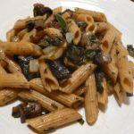 Mushroom Linguine with Sage thumbnail