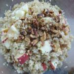 Quinoa Apple Walnut Salad thumbnail